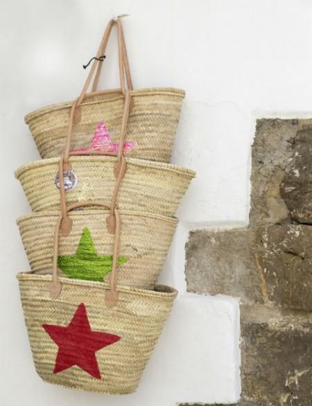 Rieten Tas Maken : Ibiza tas maken