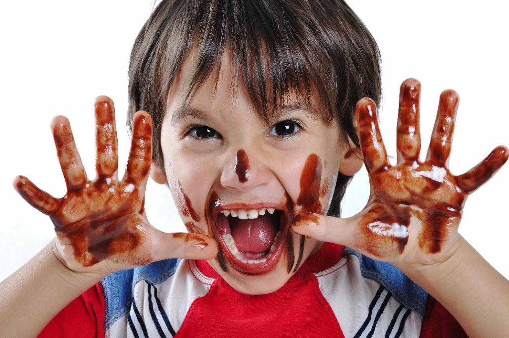 chocolaatjes maken-kinderfeestje-groningen