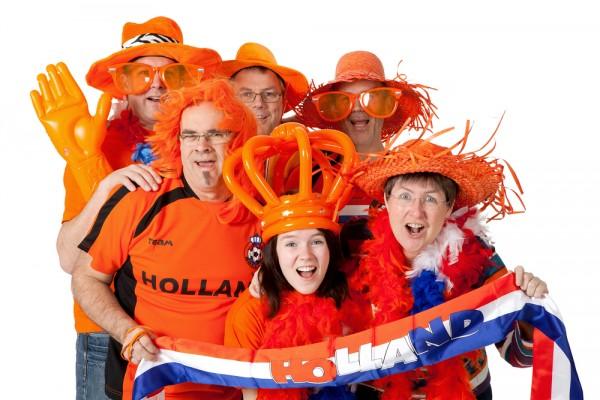 100% Holland arrangement