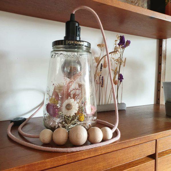 kesbeke-lamp-droogbloem-pot-glas-workshop-uitje-groningen-samen-urbanheart